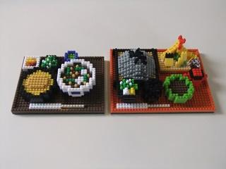 nanoblock ナノブロックオリジナル作品まとめ その3 建物